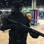 Star Wars Celebration: le statue LEGO dei protagonisti dei nuovi film