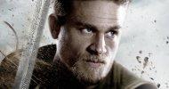 King Arthur: Il Potere della Spada, Charlie Hunnam e Djimon Hounsou in due nuovi poster