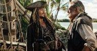 Pirati dei Caraibi: La Vendetta di Salazar, online una nuova featurette sul franchise con Johnny Depp
