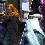 Avengers: Infinity War, Scarlet Witch e Visione ancora in azione sul set a Edimburgo