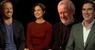 Alien: Covenant, le interviste SPOILER ai protagonisti del film!