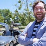 Ritorno al Futuro: multa a un californiano per aver portato la sua DeLorean a 88 miglia orarie