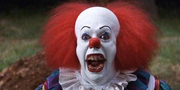 IT Stephen King racconta e ha creato il clown Pennywise
