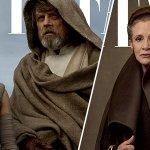 Star Wars: Gli Ultimi Jedi in copertina su Vanity Fair, nuove foto dei protagonisti!