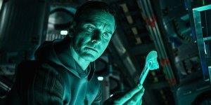 Alien Covenant Michael Fassbender
