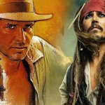 Indiana Jones e l'Ultima Crociata e Pirati dei Caraibi – Oltre i Confini del Mare messi a confronto in un video