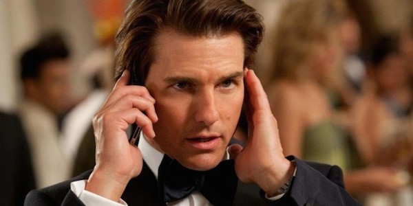 Mission: Impossible Tom Cruise
