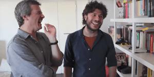 Sydney Sibilia: fuori onda con Francesco Alò e il regista di Smetto Quando Voglio