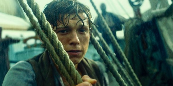 Tom Holland parla del film di Uncharted e dell'interprete di Sully