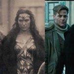 Wonder Woman: la storia e le incongruenze dietro lo scatto in bianco e nero