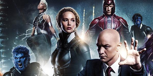 X-Men - Dark Phoenix: Jennifer Lawrence, Michael Fassbender e James McAvoy nel cast