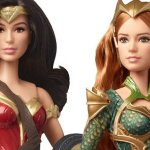 Justice League: ecco le Barbie di Wonder Woman e Mera