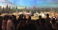 D23 Expo: Star Wars Land, il nostro video del modellino e l'incontro ravvicinato con Mark Hamill