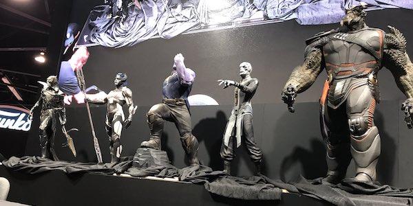 Avengers - Infinity War: svelato il look di Thanos