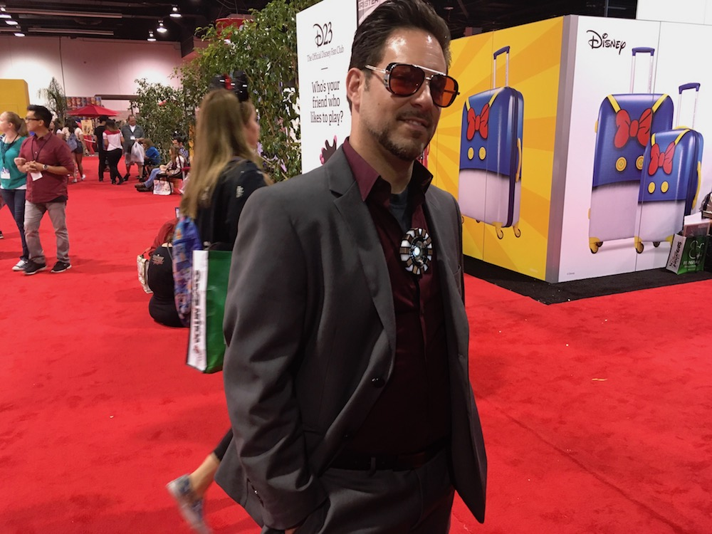 D23 Expo - Cosplay