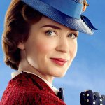 """Il Ritorno di Mary Poppins, Emily Blunt: """"Durante le riprese ho preferito non rivedere il film con Julie Andrews"""""""