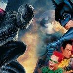 Batman Forever e Spider-Man 3, i due cinecomic messi a confronto in un video