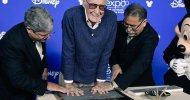 D23 Expo: Stan Lee, Carrie Fisher e Mark Hamill sono ora Disney Legends