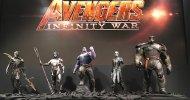 D23 Expo: foto più dettagliate dei Figli di Thanos e dei costumi di Thor: Ragnarok e Black Panther!