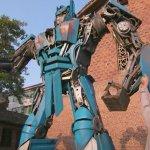 Transformers: in un video i robot della saga costruiti con la spazzatura