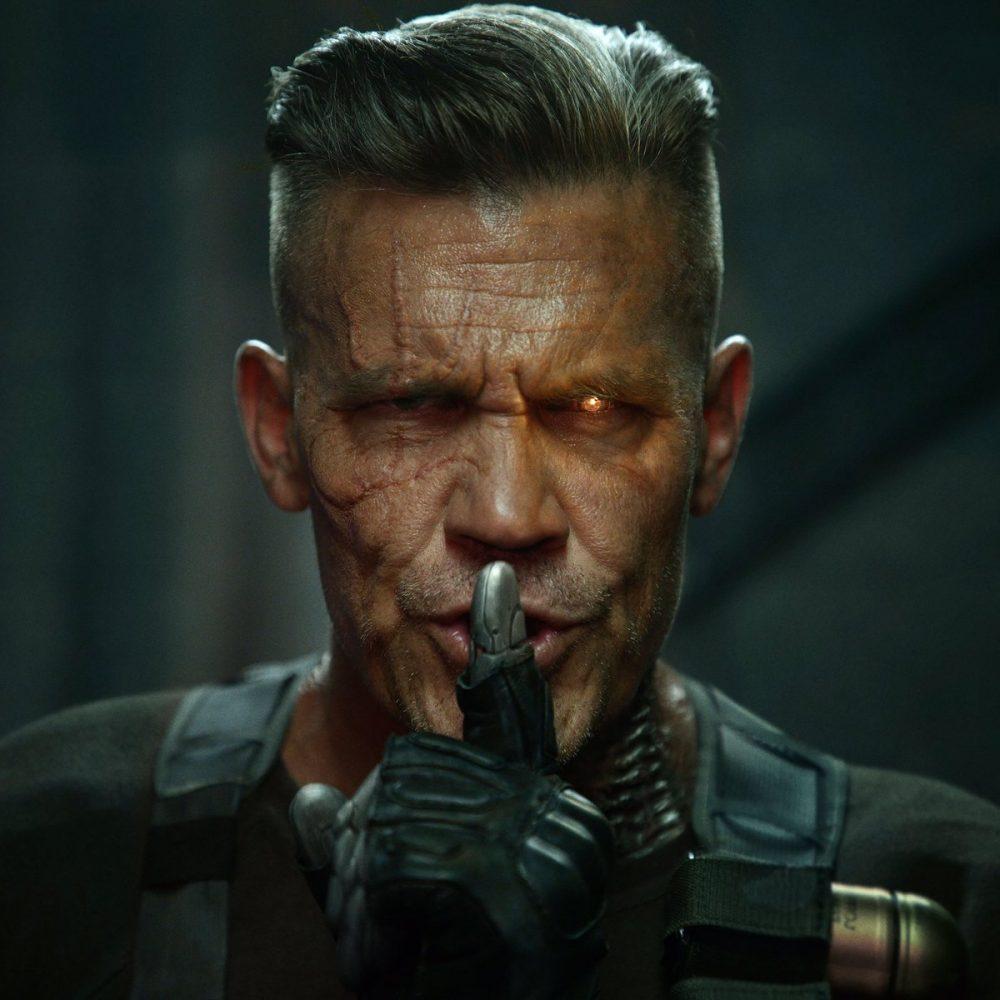 Cable in tutto il suo splendore nella nuova foto di Deadpool 2