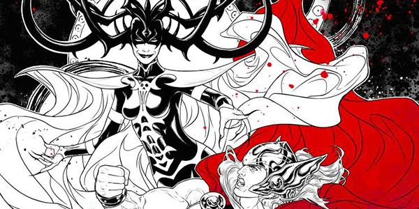Thor: Ragnarok, nuove immagini con Loki e il Dio del Tuono