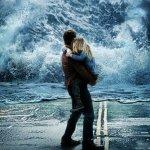 Geostorm: un enorme tsunami nel primo poster del disaster movie con Gerard Butler