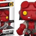 Hellboy: i protagonisti del fumetto di Mike Mignola in versione Funko POP!