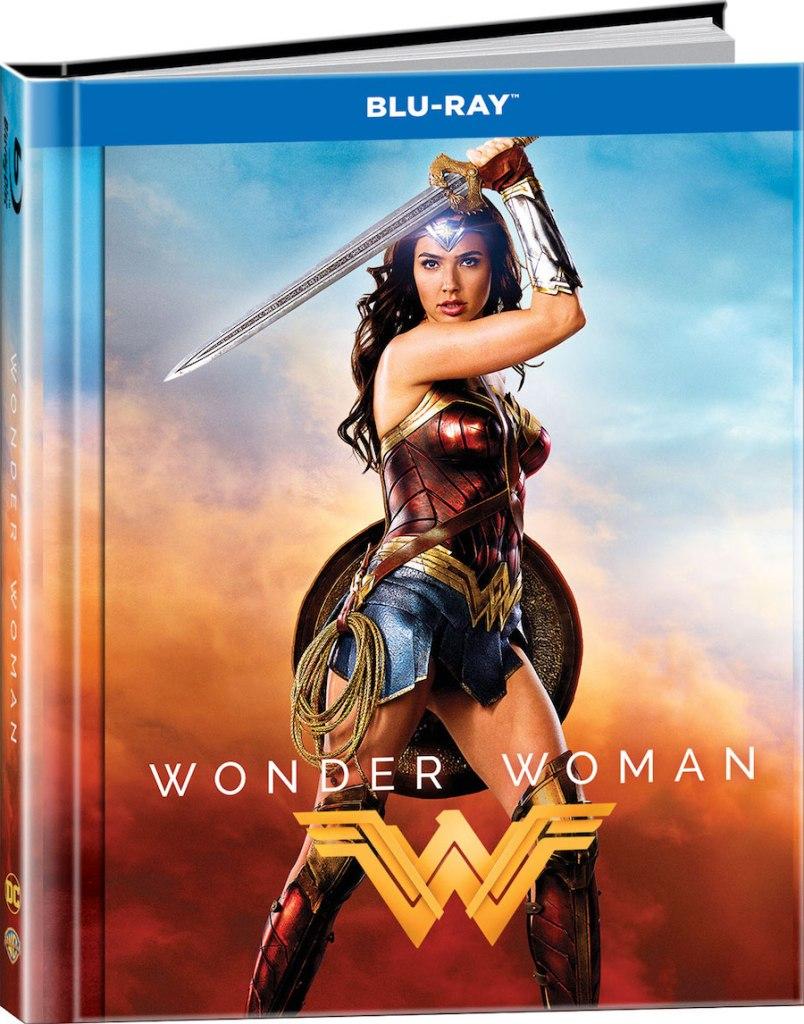 Wonder Woman Digibook