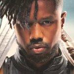 Black Panther: il costume di Killmonger è stato in parte ispirato a Tupac