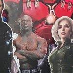 Avengers – Infinity War: i protagonisti in un nuovo cartonato, il trailer è quasi pronto