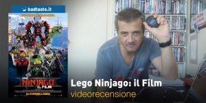 LEGO Ninjago – Il Film, la videorecensione e il podcast
