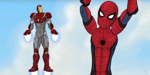 Spider-Man: Homecoming, ecco come sarebbe dovuto finire il cinecomic con Tom Holland