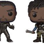 Black Panther: ecco le figure Funko POP! di alcuni dei protagonisti