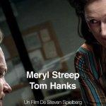 The Post: Tom Hanks e Meryl Streep in un nuovo poster internazionale del film di Steven Spielberg