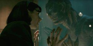 The Shape of Water: due spot italiani e una featurette per il film di Guillermo del Toro