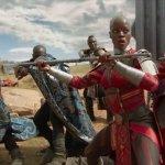 Black Panther: la montatrice del film su una scena aggiuntiva che vede il coinvolgimento di più donne guerriere