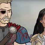 Thor: Ragnarok, ecco come sarebbe dovuto finire il cinecomic di Taiki Waititi