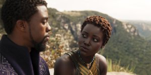 EXCL – Black Panther: una divertente gag reel dal Blu-ray del cinecomic Marvel!