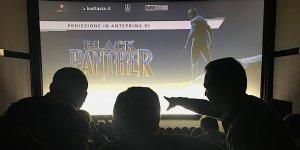 Black Panther – I commenti a caldo dopo la proiezione ad Arcadia Cinema!