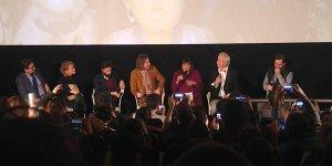 Wes Anderson, Bill Murray, Jason Schwartzman e Roman Coppola alla proiezione di L'Isola dei Cani a Roma: foto e video!