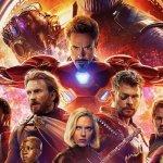 Avengers: Infinity War in vetta alla classifica di Fandango dei blockbuster più attesi
