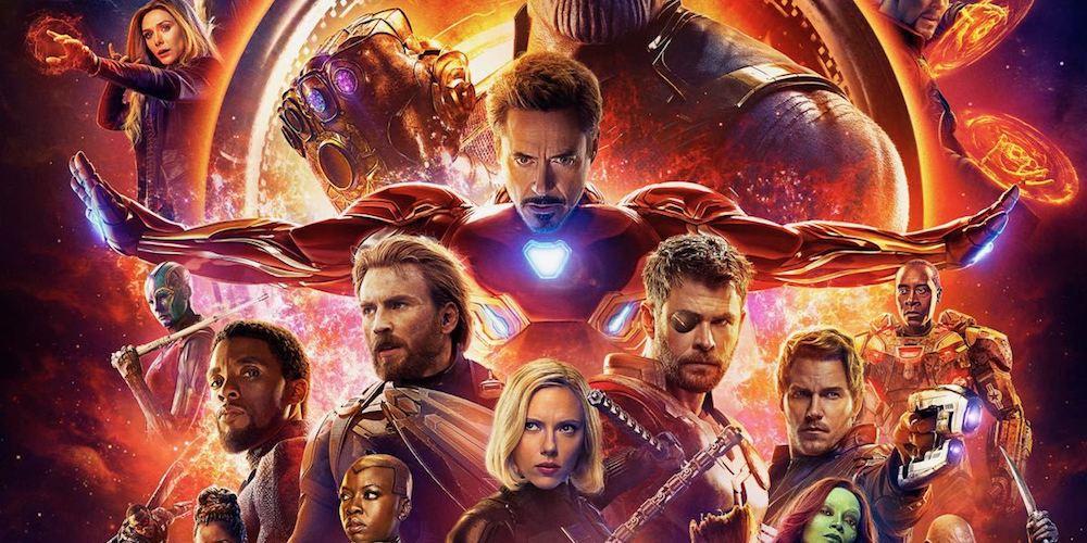 avengers infinity war slide