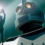 Ready Player One: Parzival regge un boombox come John Cusack sulla spalla del Gigante di Ferro nel nuovo poster