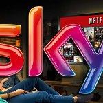Netflix sbarca su Sky: siglata una partnership europea