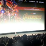 Avengers: Infinity War, il video dell'anteprima ad Arcadia Cinema con la reazione degli spettatori!