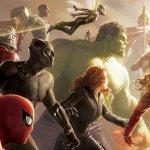 Avengers: Infinity War, parte del cast e della troupe al lavoro in una nuova foto dietro le quinte