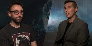"""EXCL – Rampage, Brad Peyton: """"La mancanza di storia del videogame originale mi ha dato libertà creativa"""