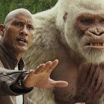 Box-Office USA: Rampage – Furia Animale vince il weekend con 34.5 milioni di dollari