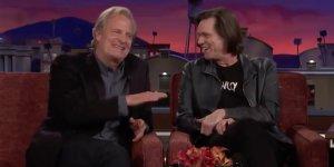 Scemo & più Scemo: reunion tra Jim Carrey e Jeff Daniels durante lo show di Conan O'Brien